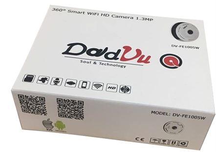 Microcamera di Sorveglianza 360° - DadVu Offre una Sicurezza Totale.