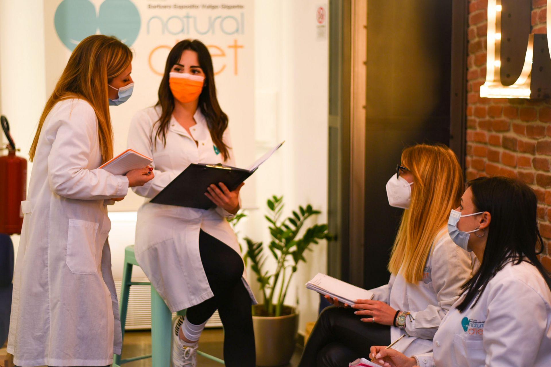 Studio dietologo nutrizionista Napoli e Milano